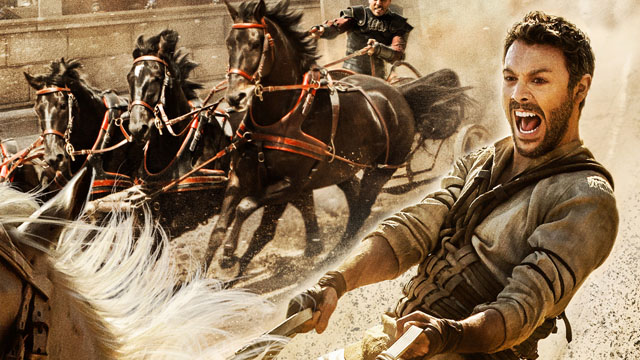 Remake of the movie Ben Hur