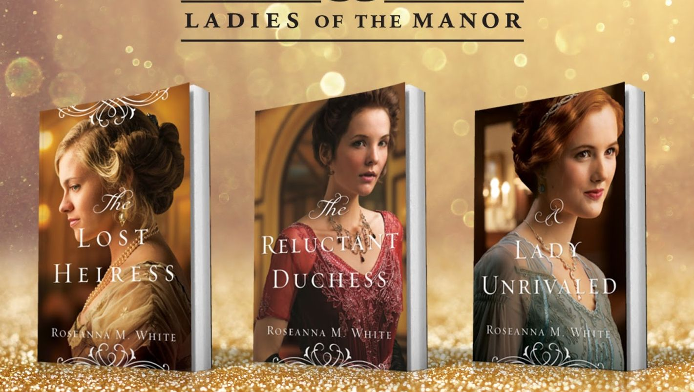 Ladies of the Manor- My New Favorite Series!