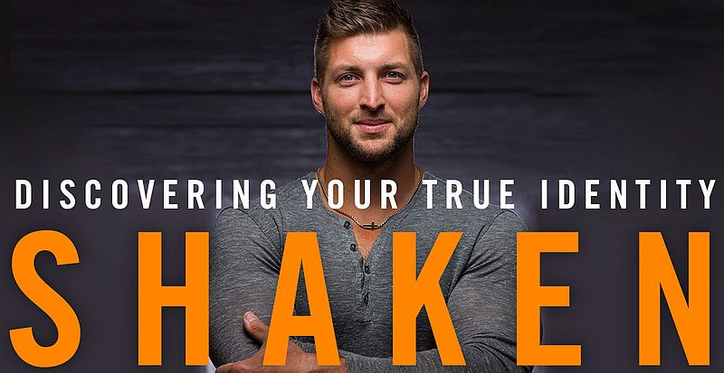 Shaken by Tim Tebow – Book Review
